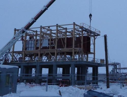 Fabrica de ciment Volsk – Rusia