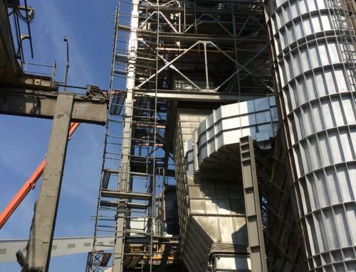 Fabrica de ciment Fieni